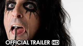 Super Duper Alice Cooper Official Trailer #1 (2014) HD
