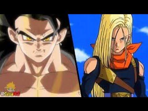 Dragon ball heroes super saiyan 4 gohan vs new super androide 17 youtube - Dragon ball gohan super saiyan 4 ...
