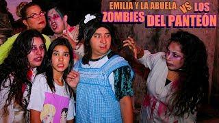 Emilia y la Abuela VS los Zombies del Panteón | Temp 3 Ep 3 | TV Ana Emilia