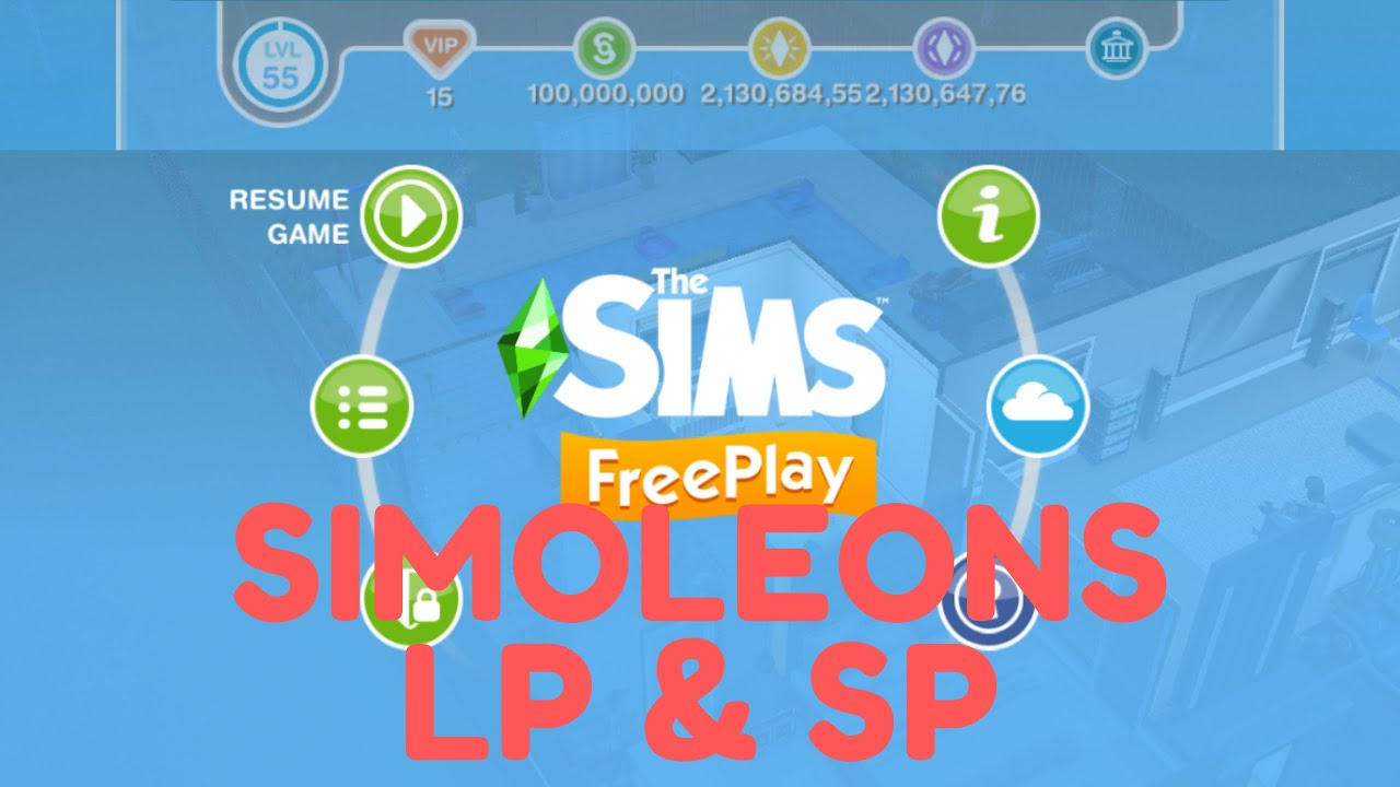 View How To Get Free Lp On Sims Freeplay 2020  Background