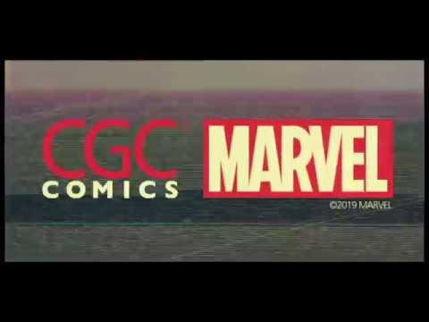 CGC Announces Four New Marvel® Labels