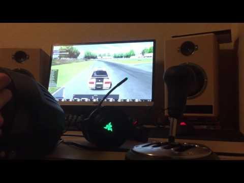 Assetto Corsa E30 (Wheel Drifting)