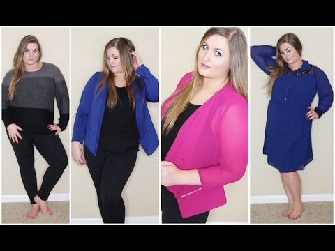 57d95f6e7ca SHOP WITH ME! Plus Size Clothing Haul + Try On! - YouTube