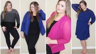 SHOP WITH ME! Plus Size Clothing Haul + Try On!