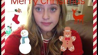 What I got for Christmas 2014?!?!?! | #merryzoemas Thumbnail
