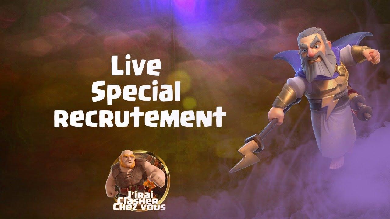 Spécial recrutement