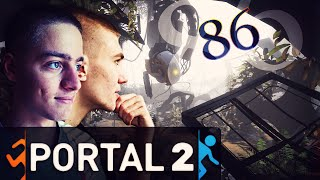 PORTAL JE HORROR !CONFIRMED! - Let's Play Portal 2 CO-OP [CZ] - PART 86