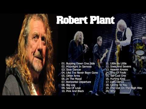 Robert Plant Top Hit