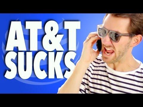 AT&T SUCKS!