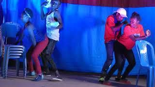 ratchet campus students dance