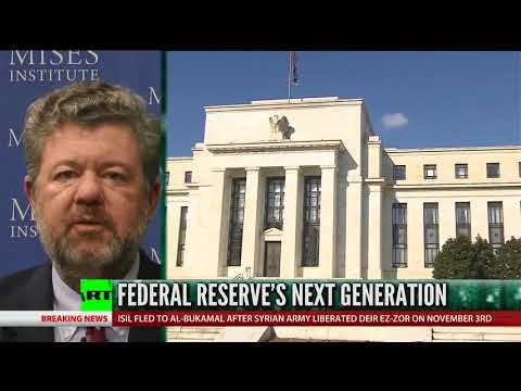 The Federal Reserve's Next Generation