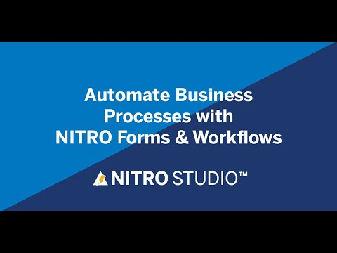 Automate With NITRO