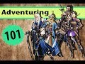 Pathfinder Adventuring 101 - Ability Scores