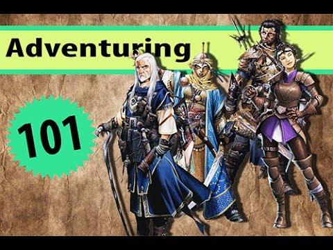 Pathfinder Adventuring 101 - Ability Scores