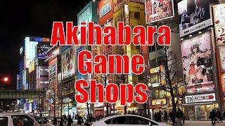 Akihabara Games Shops: Tora No Ana 2nd