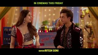 "Loveyatri | Dialogue Promo 3 : ""Susu-rut!"" 