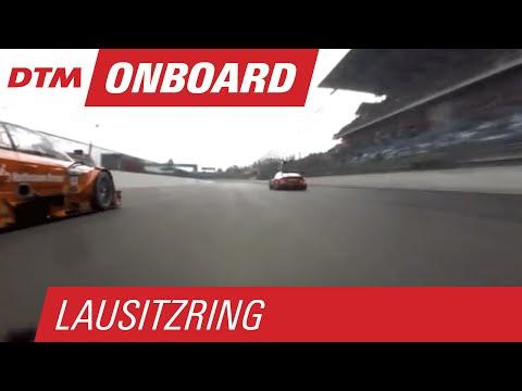Edoardo Mortara (Audi RS 5 DTM) - Onboard (Race 1 Full Length) - DTM Lausitzring 2015