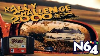 Rally Challenge 2000 - Nintendo 64 Review - HD