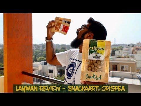 layman-review---snackaart---crispea-|-guilt-free-snacking-|-high-in-protein-&-fiber-|-gluten-free-|