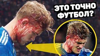 ДРАКИ ФУТБОЛИСТОВ 2021 Жесткие стычки и потасовки в футболе Футбольный топ 120 ЯРДОВ