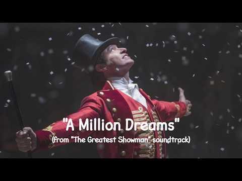 A Million Dreams Piano Karaoke Instrumental The Greatest Showman raised key