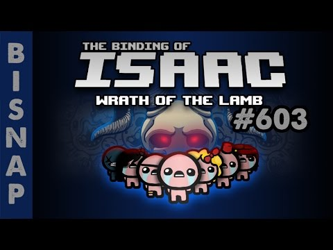 The Binding of Isaac Episode 603 - Synonymous