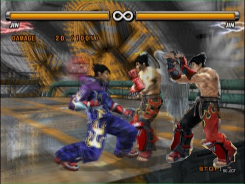 TTT2 Jin Kazama parry guide