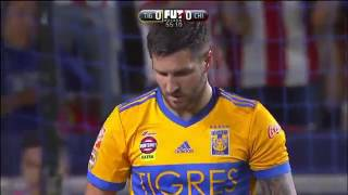 INCREIBLE OSO DE GIGNAC - Tigres vs Chivas (Final campeon de campeones 2017)