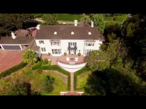 419 St. Cloud Road. An Elegant Bel Air Estate