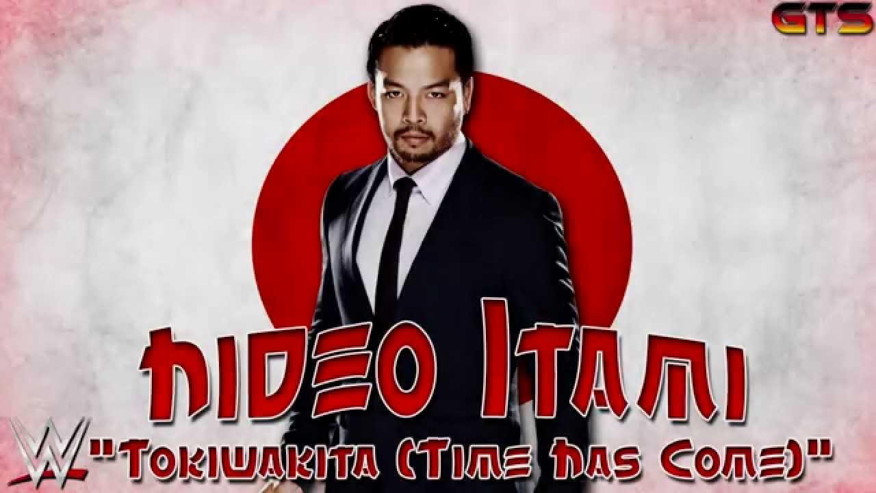 2014 hideo itami wwe theme song quottokiwakita time has