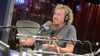 @SammyHagar on ups and downs of Van Halen - @OpieRadio @JimNorton
