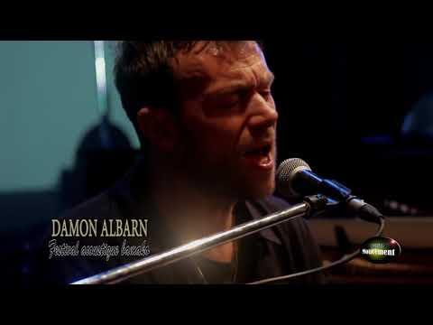 "DAMON ALBARN EN LIVE AU ""Festival Acoustik Bamako"""