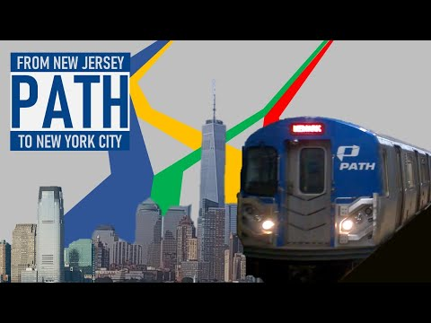 【PATH】 The Best Way To Go From New York To New Jersey