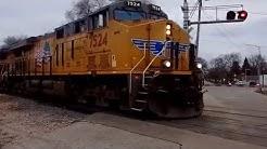 +20,000 Horsepower Locomotives