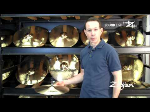 "Zildjian Sound Lab - 14"" A Zildjian New Beat HiHats"