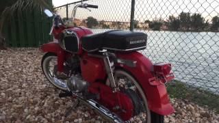 "For Sale: 1963 HONDA BENLY ""baby dream 150cc"""