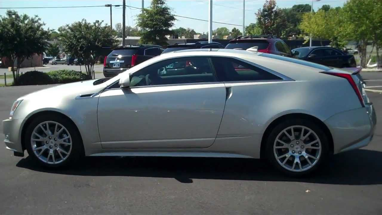 2013 Cadillac Cts Coupe >> 2013 Cadillac CTS Coupe Premium, Burns Cadillac, Rock Hill SC - YouTube