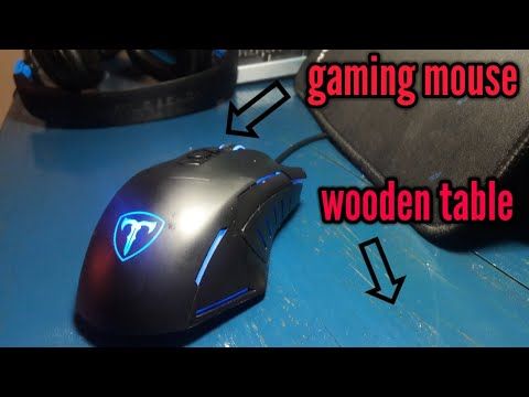 Playing Fortnite WITHOUT a mousepad [TEST]