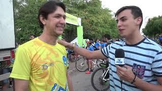 Pedalada Ciclistica Pura Vida, em comemoração aos 15 anos de fundação da Tropical Nordeste