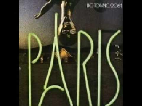 Paris - Blue Robin