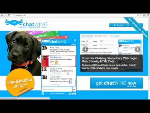 War Witch Live Chat Rooms - ChatWing