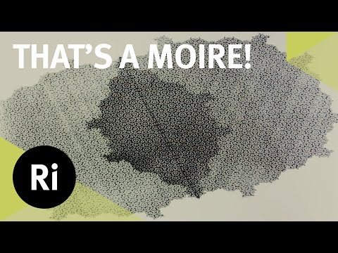 Incredible Moiré Patterns!