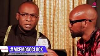 """Nyashinski anacarry anointing"" States Collo #McEmosOclock with Mc Emos"