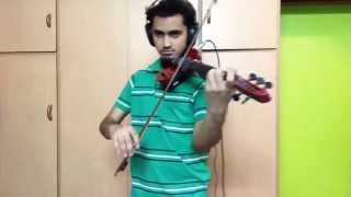 Turkish March - Metal Violin Cover