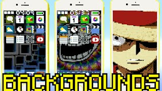 working iphone 6 in minecraft vanilla no mods 2 changing backgrounds