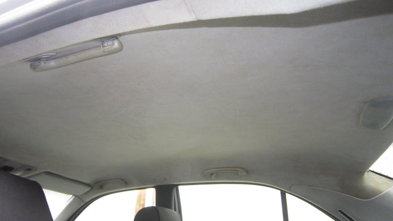 mercedes w210 remplacement ciel de toit head liner replacement youtube. Black Bedroom Furniture Sets. Home Design Ideas