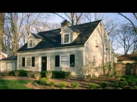 1940 Cape Cod Style House