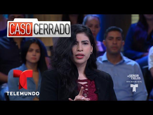 ¡Hay que librarse de los inmigrantes!   Caso Cerrado   Telemundo