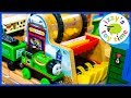 Thomas And Friends FOOD TRACK! Popcorn Factory! Fun Toy Trains For Kids
