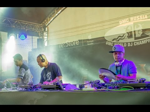 FACES&LACES 2016: DMC DJ World Russian Finals 2016. DJ Qbert & D-Styles (Part 2)